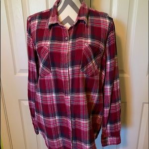 Natural Reflections Flannel Shirt